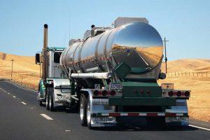 cisternas equipadas con ADR