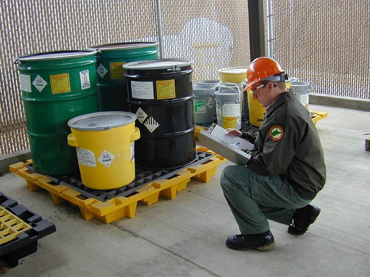 gestión de residuos | documentación