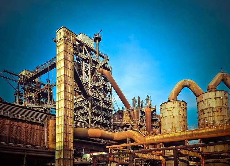 Limpieza de fabricas y naves industriales