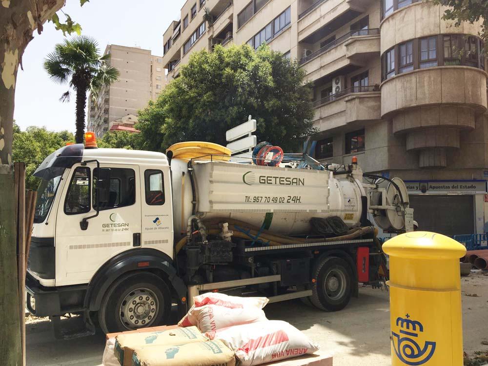 Getesan Albacete   Limpiezas industriales en Cenizate