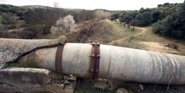 La técnica de reparación de tuberías sin zanja