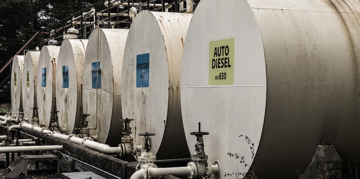 Periodicidad de la limpieza de tanques de combustible