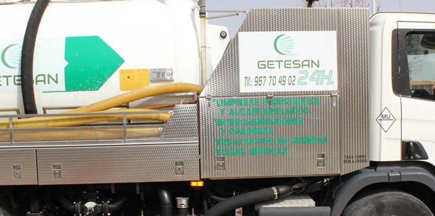 Getesan-camion