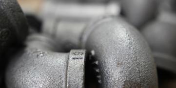 Limpieza y mantenimiento de tuberías de la red de saneamiento urbano